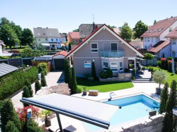 Exklusives Einfamilienhaus mit Außenpool, 88048 Friedrichshafen, Einfamilienhaus
