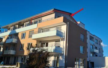 Erstbezug! Exklusive 2‑Zimmer-Penthousewohnung in Friedrichshafen in einer Seniorenwohnanlage, 88048 Friedrichshafen, Penthousewohnung