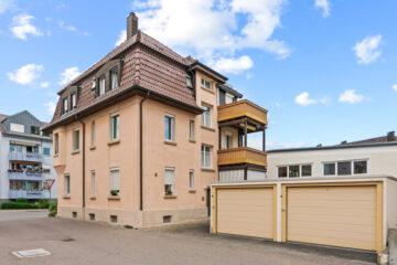 RESERVIERT- Charaktervolles Stadthaus mit viel Potenzial in zentraler Lage von Friedrichshafen, 88045 Friedrichshafen, Mehrfamilienhaus