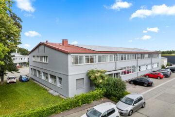 Exponierte Lage in Weingarten! Teilbare 1052 m² Gewerbeflächen zu vermieten, 88250 Weingarten, Bürofläche