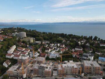 Großzügige 4‑Zimmer-Obergeschosswohnung mit Einbauküche und Balkon, 88045 Friedrichshafen, Etagenwohnung